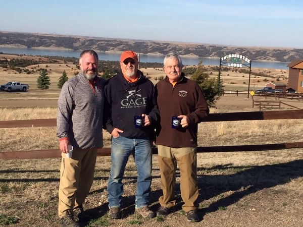 Argentina Hosted Hunt with Carey Story of Thunderstik Lodge